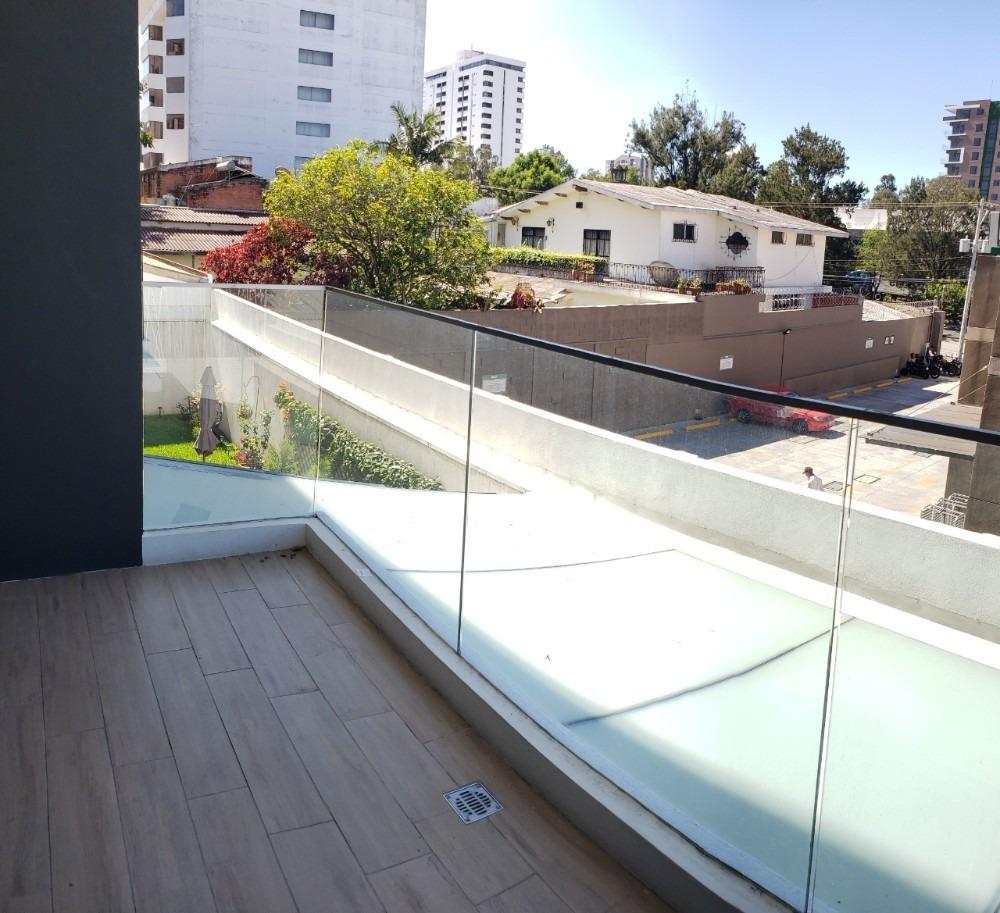 lujoso apartamento en venta, zona 15