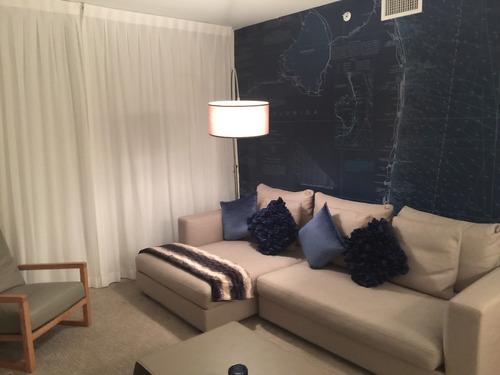 lujoso departamento con vista al agua 2 bedroom (6 personas)