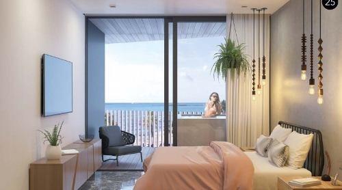 lujoso departamento en playa del carmen