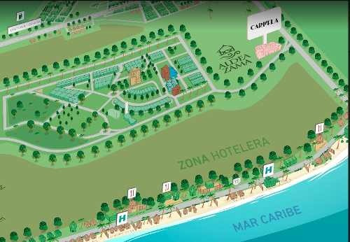 lujoso departamento en tulum aldea zama