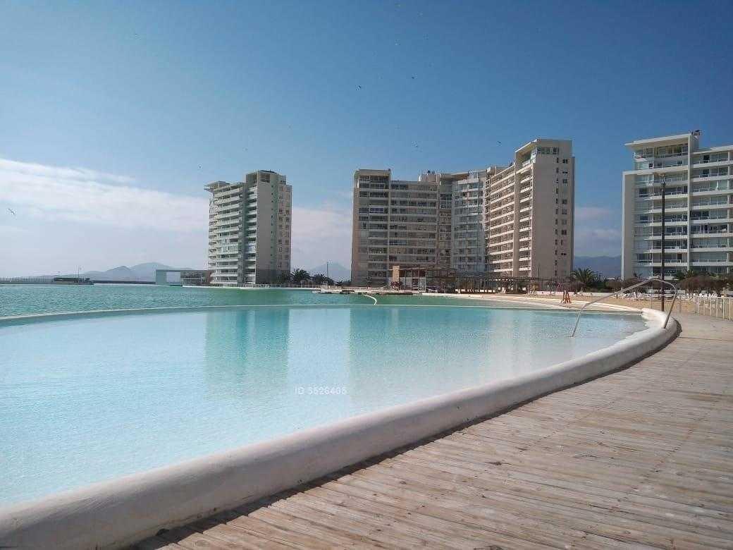 lujoso duplex - resort urbano laguna del mar, av pacifico.