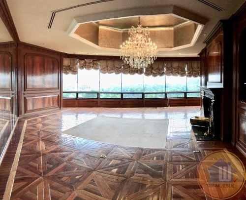 lujoso e iluminado en el mas exclusivo condominio de polanco