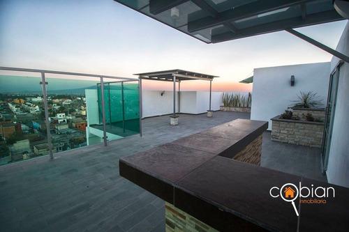 lujoso penthouse en san andres cholula