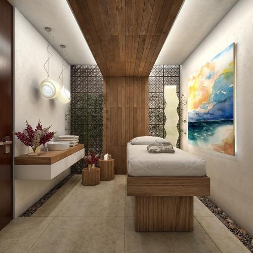 lujosos departamentos de 3 habitaciones en allure, puerto cancún
