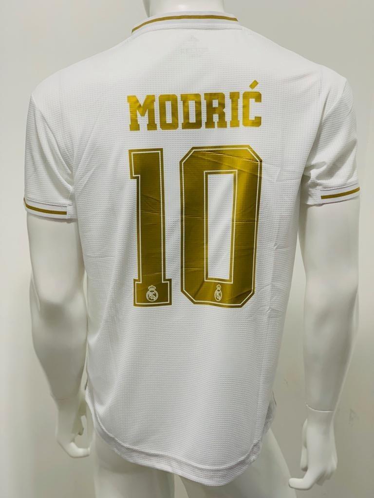 finest selection eba74 135ae Luka Modric - Jersey Real Madrid - Local - Versión Jugador - 2019 / 2020