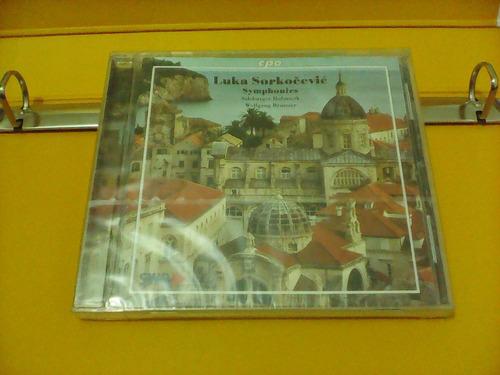luka sorkocevic - symphonies - cd lacrado*