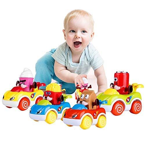 353b897cf Lukat Cars Juguetes Para Niños Y Niñas De 1 2 3 Años