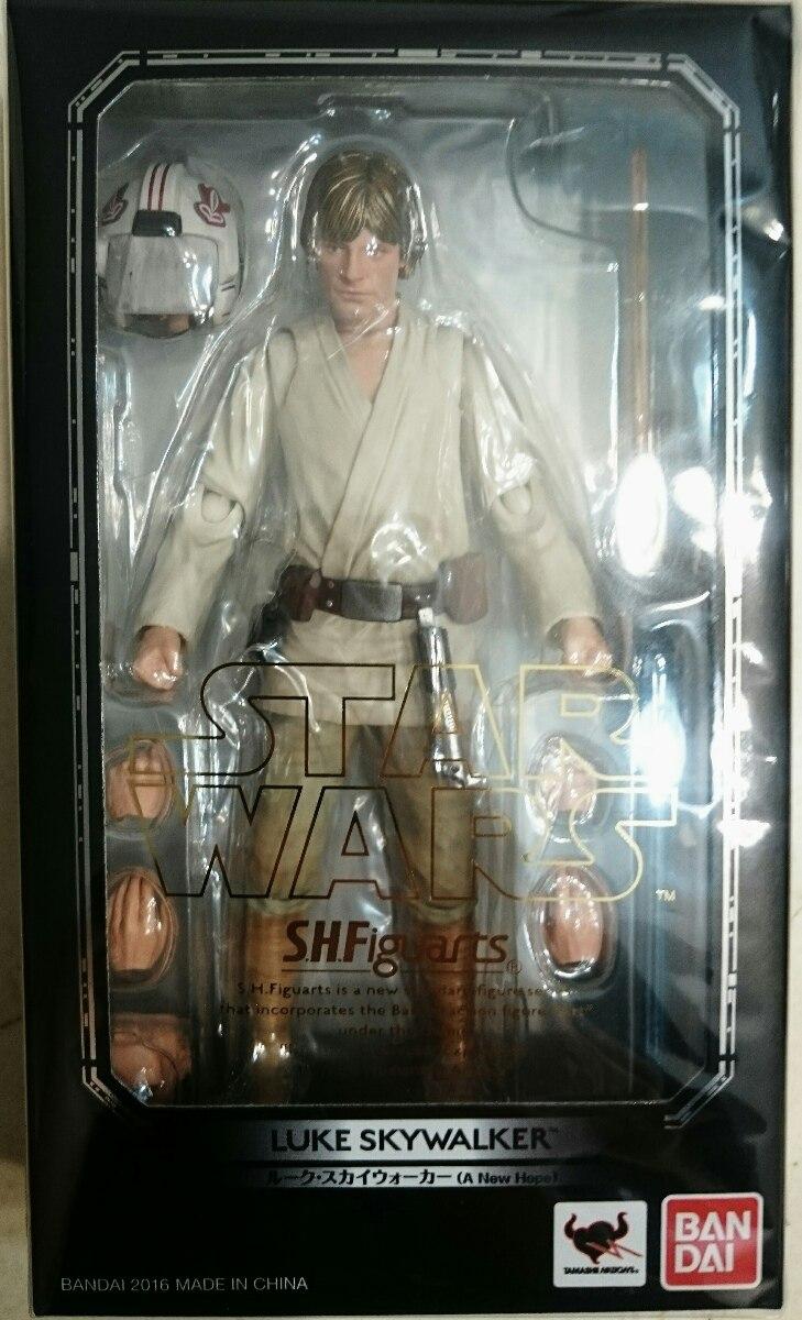 Luke skywalker star wars figuarts bandai cargando zoom jpg 729x1200 Bandai  luke skywalker 74f8f4477c0