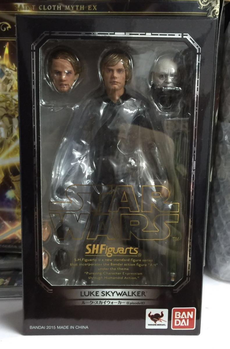 Luke skywalker star wars figuarts bandai cargando zoom jpg 791x1200 Bandai  luke skywalker 87e9874e890