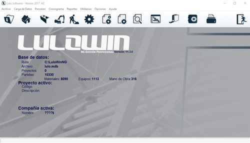 lulowin ng 2017, personalizable con bdd de este mes actual