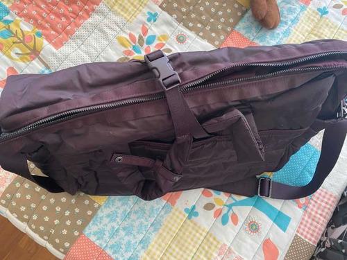 lululemon bolsa para viaje o gym