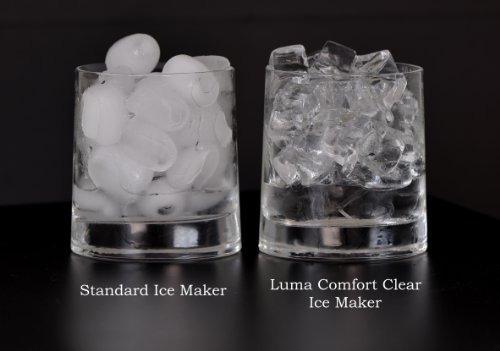 luma comfort im200ss, fabricante de hielo portátil