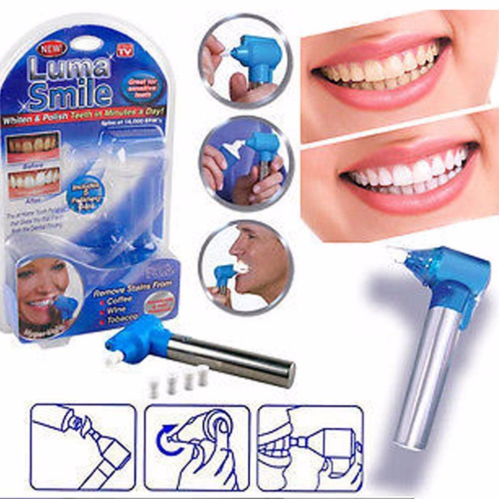 Luma Smile Polidor Clareador Dental R 59 99 Em Mercado Livre