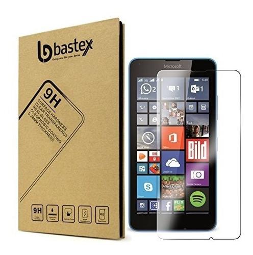 lumia 640 4g lte con 8gb protector de pantalla marca bastex
