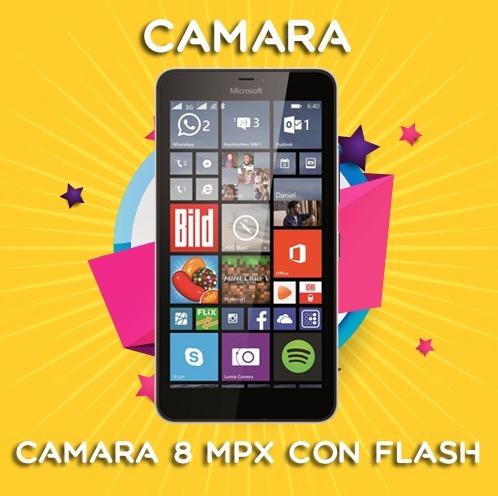 lumia 640 celular