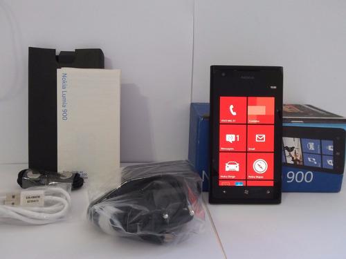 lumia 900 16gb mémoria original na caixa pronta entrega