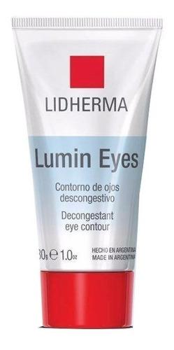 lumin eyes emulsion descongestiva lidherma