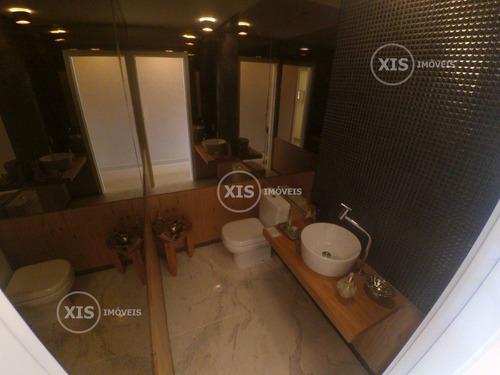 lumina marista, apartamento 4 suites, pq areião