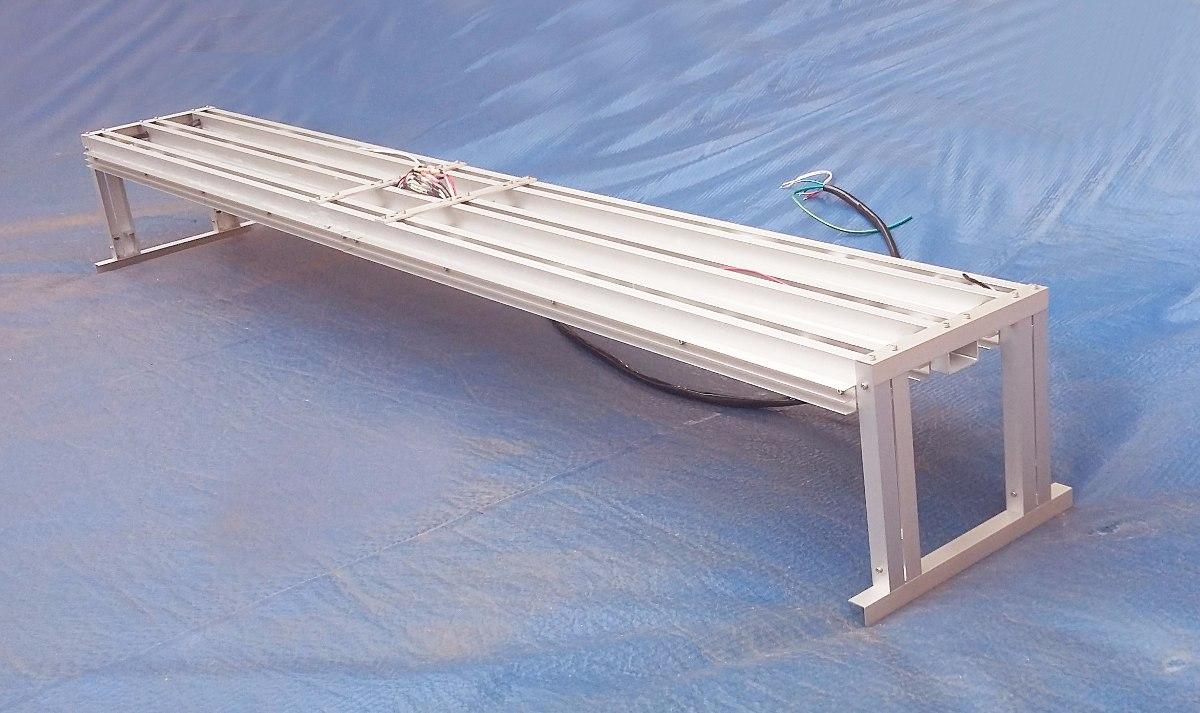 Lumin Ria 320 Watts Power Led Aquario Marinho Com Corais R