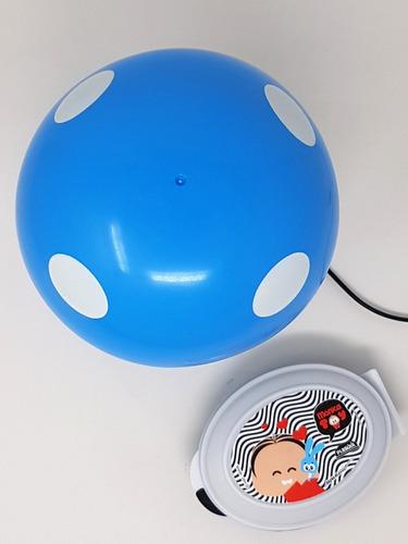 luminária abajur led conector usb mesa mata mosquito+brinde