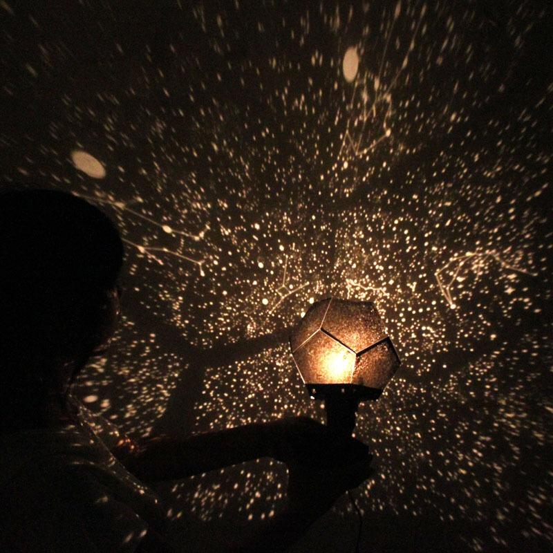 Lumin 225 Ria Abajur Projetor De Estrelas Cosmos R 59 90