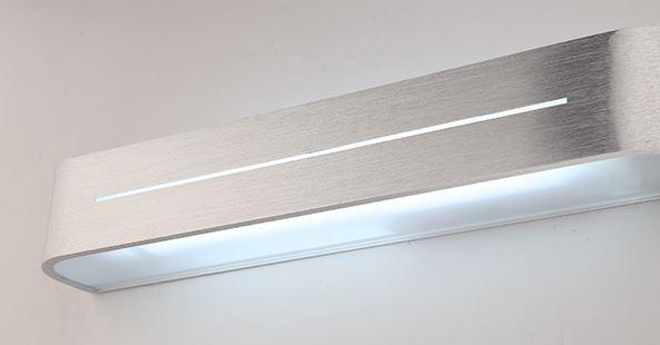 Luminaria Banheiro Gesso : Lumin?ria arandela para banheiro w branco frio r