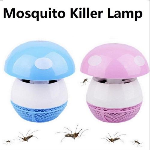 luminária armadilha lâmpada elétrica insetos mata mosquito