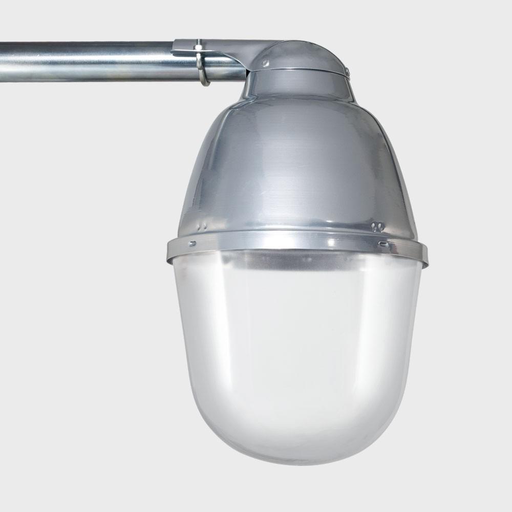 Luminaria Artefacto Mega P Exterior Tipo Alumbrado Publico 890 - Artefactos-de-iluminacion-exterior