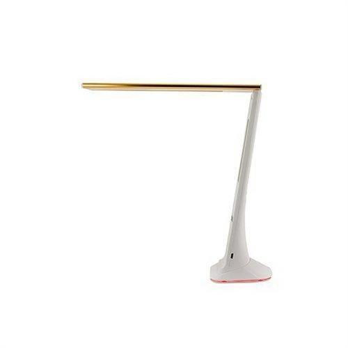 luminaria com relogio termometro e calendario business desk