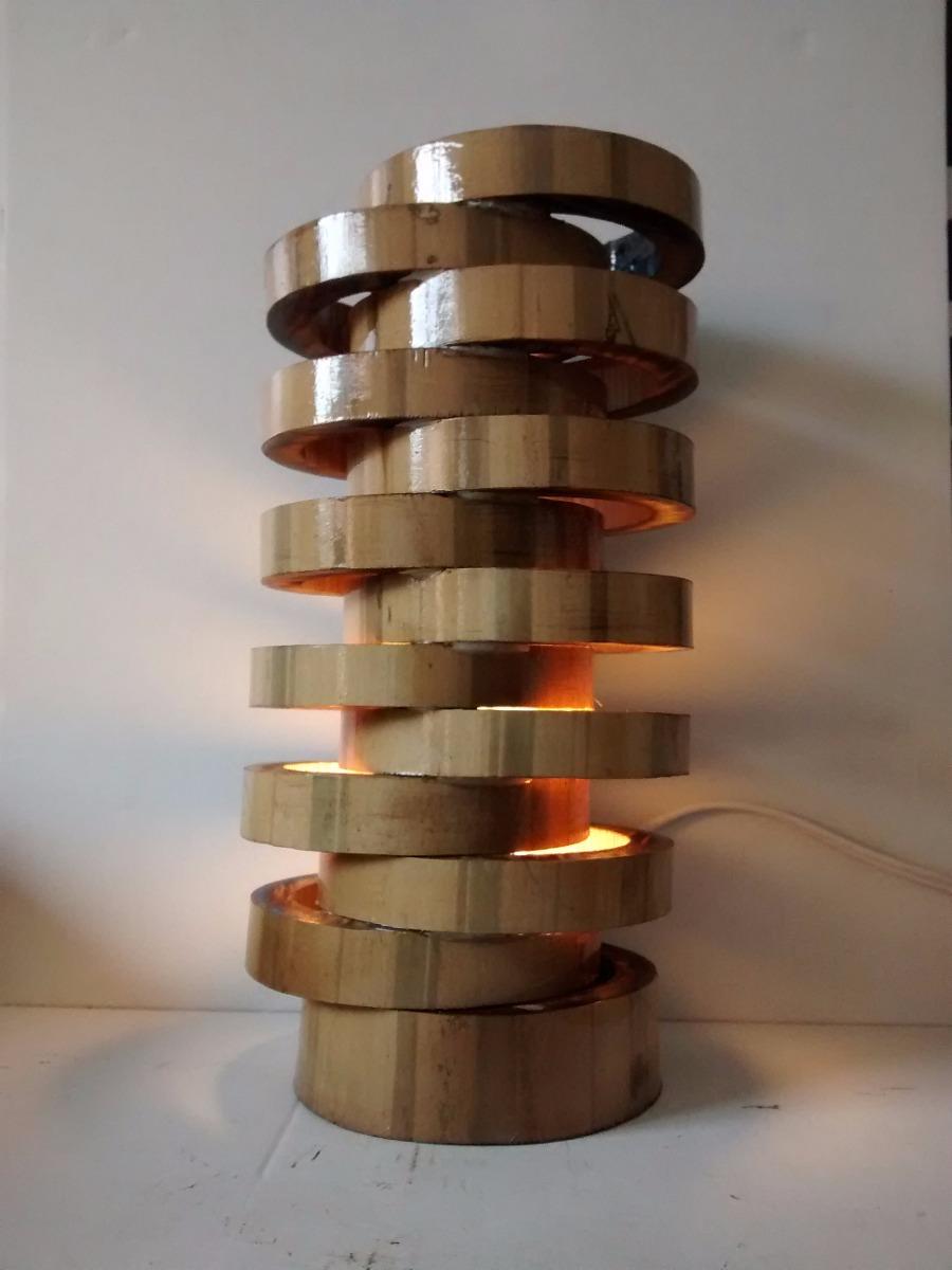 Artesanato Em Florianopolis Sc ~ Luminária De Bambu Círculo R$ 89,99 em Mercado Livre