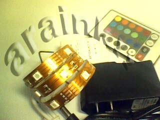 luminaria de fita de led rgb , aquario , paineis e etc... !!