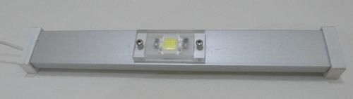 luminária de led 10w - 7000k - aquário marinho e plantado