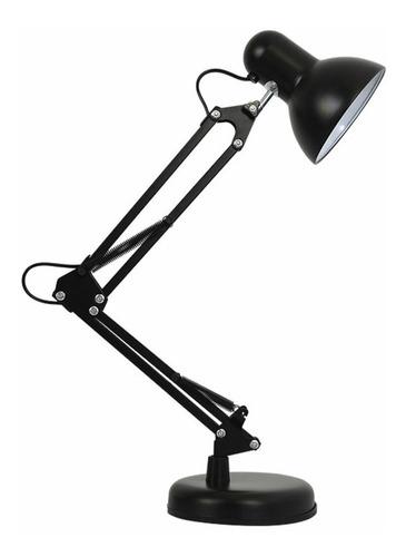 luminaria de mesa abajur para quarto sala articulado