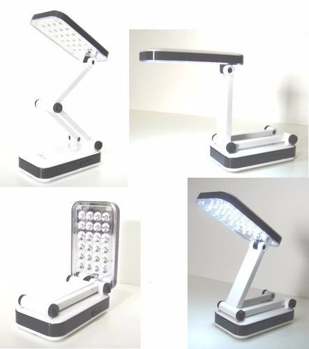 Luminaria De Mesa Articulavel Abajur Maquiagem Estudo Bivolt R$ 35,00 em Mercado Livre