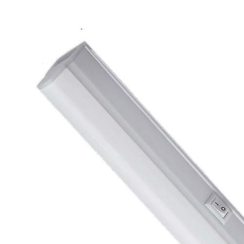Luminária De Sobrepor 120cm Led 18w 6000k Bivolt 10456 - Kia - R  86 ... 390e4059d6a1