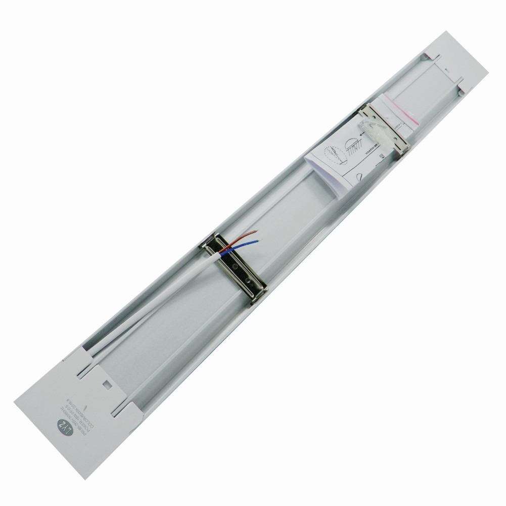 Luminaria De Teto Branca Led De Sobrepor 18w Lz10018 R$ 37,13 em Mercado Livre