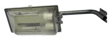 luminaria exterior tipo alumbrado publico c/brazo y lampara