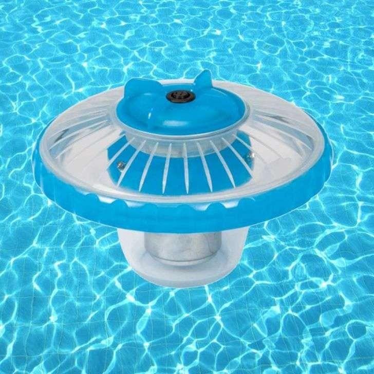 Lumin ria flutuante para piscinas intex r 198 98 em for Luminarias para piscinas