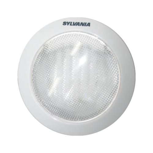 luminaria incrustar blanca viva redonda 32w 6500k 120v sylva
