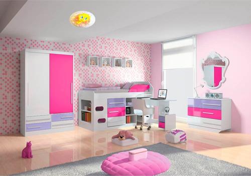 luminária infantil quarto menina decoração piu piu plafon