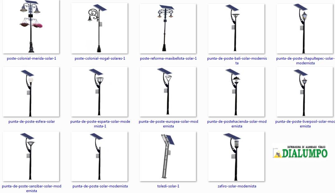 Luminaria led 50w alumbrado publico lampara led urbana for Tipos de mobiliario urbano pdf