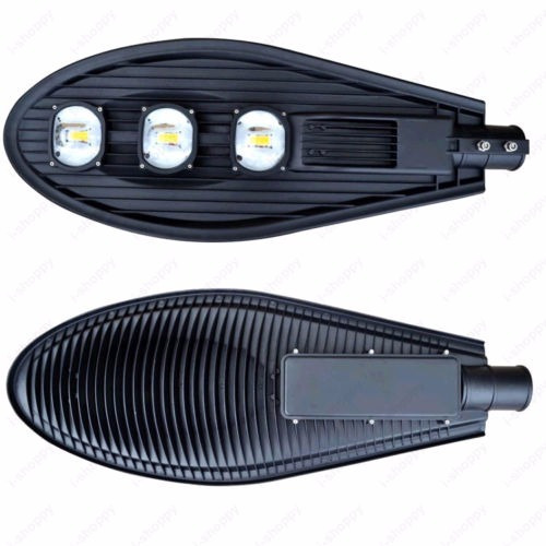 luminaria led calle - 150 watts - alumbrado público - poste