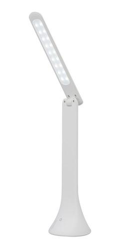 luminaria led elegance bateria portatil leitura escritorio