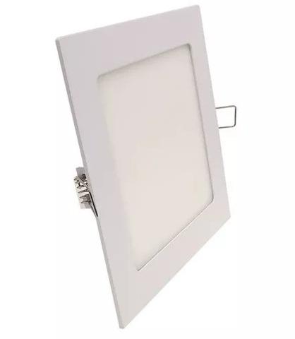 luminaria led embutir ledvance insert 18w luz fria cuadrado