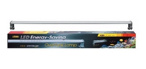 luminária led energy saving overtank lamp 45cm rgb