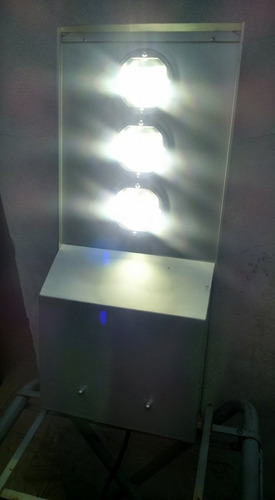 luminaria led exterior, publico o calle oferta ( único )