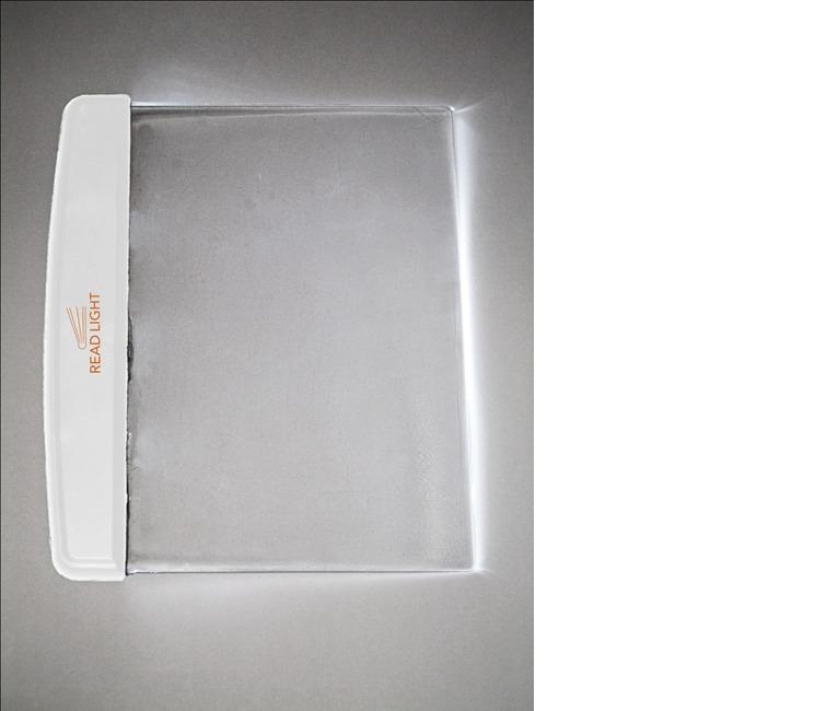 Luminária Led Leitura Read Light Livros Lanterna Portátil R$ 19,99 em Mercado Livre