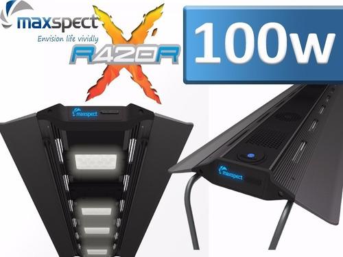 luminaria led maxspect rsx f-100 - 100w plantado c\nf