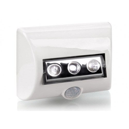 Luminária Led Nightlux Com Sensor De Presença Osram R$ 109,90 em Mercado Livre