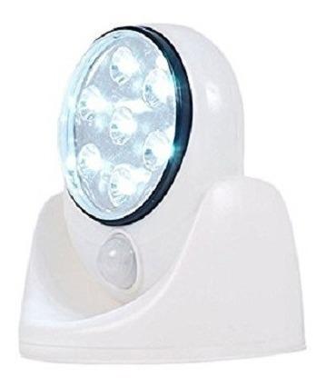 luminaria led sensor internos externos glow bright sem fio